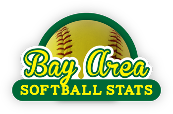 Bay Area Softball Stats